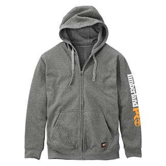 Timberland PRO Hood Honcho Full Zip Hoodie Charcoal Heather