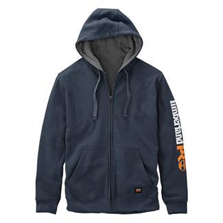 Timberland PRO Hood Honcho Full Zip Hoodie Dark Navy