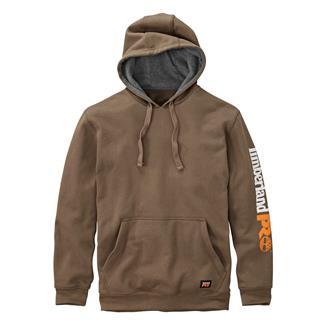 Timberland PRO Workwear Hood Honcho Hoodie Dark Brown