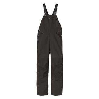Timberland PRO Gut-Check Insulated Bib Overalls Jet Black