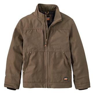 Timberland PRO Baluster Work Jacket Dark Brown