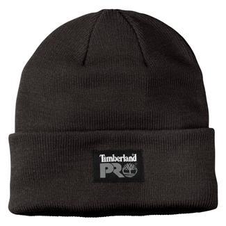 Timberland PRO Rib Knit Watch Hat Jet Black