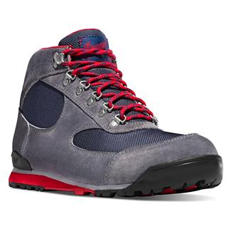"Danner 4.5"" Jag Suede WP Steel Gray / Blue Wing"