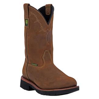 """John Deere 11"""" Waterproof ST Brown"""