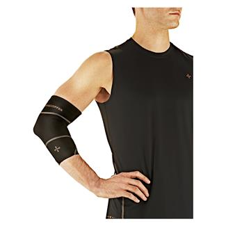 Tommie Copper Performance Compression Elbow Sleeve Black