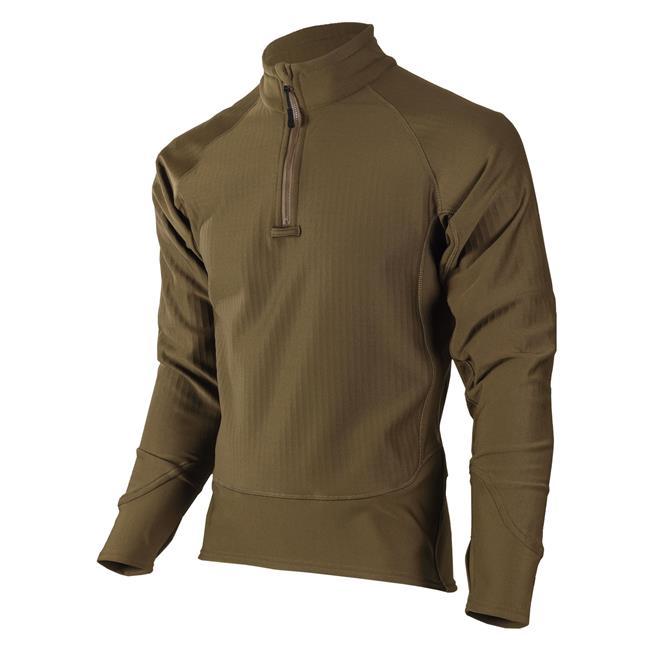 Men's TRU-SPEC 24-7 Series Cross-Fit Grid Fleece Pullover ...