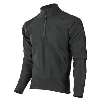 TRU-SPEC 24-7 Series Cross-Fit Grid Fleece Pullover Gray