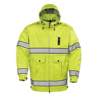 Propper Halo I Hi-Vis Rain Jackets Hi-Vis Yellow