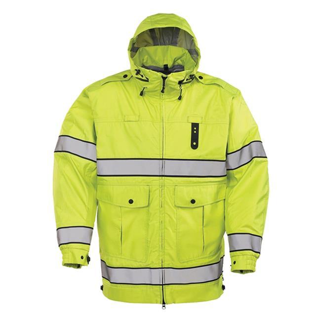 Propper Halo I Hi-Vis Rain Jackets Hi-Vis Yellow