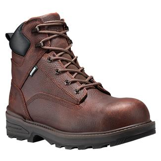 Timberland PRO Resistor CT WP Brown