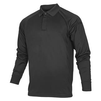 Propper Long Sleeve Snag-Free Polo Black