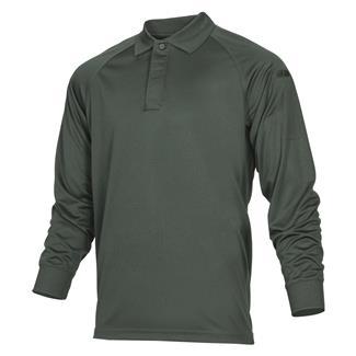 Propper Long Sleeve Snag-Free Polo Dark Green