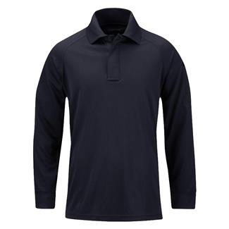 Propper Long Sleeve Snag-Free Polo LAPD Navy