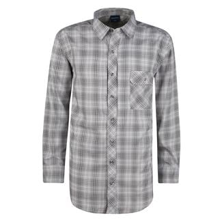 Propper Long Sleeve Covert Button-Up Steel Gray