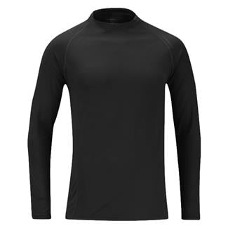 Propper Long Sleeve Mid Weight Base Layer Shirt Black