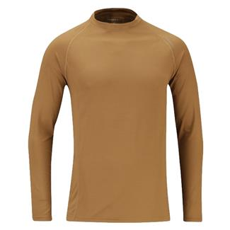 Propper Long Sleeve Mid Weight Base Layer Shirt Coyote
