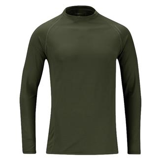 Propper Long Sleeve Mid Weight Base Layer Shirt Olive