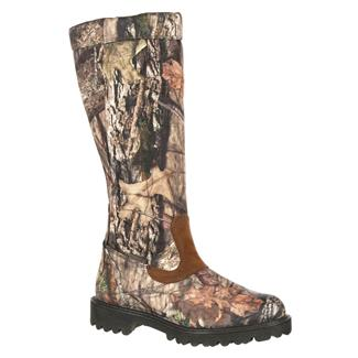 Rocky Low Country Snake Boot SZ WP Mossy Oak Break Up Country