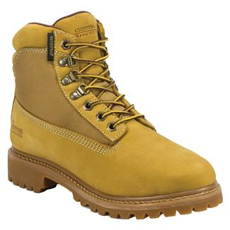 """Chippewa Boots 6"""" Utility Lace-Up 400G WP Golden"""