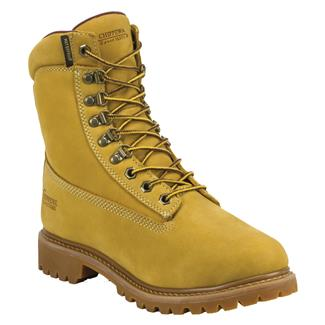 """Chippewa Boots 8"""" Utility Lace-Up 400G WP Golden"""