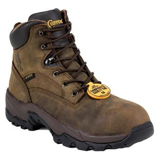 """Chippewa Boots 6"""" Utility Lace-Up CT WP Bay Apache"""