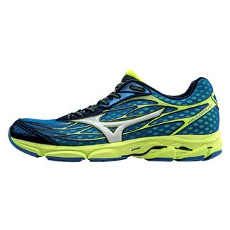 Mizuno Wave Catalyst Directoire Blue / White / Safety Yellow