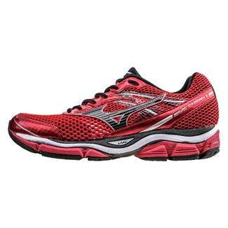 Mizuno Wave Enigma 5 Chinese Red / Black / Silver