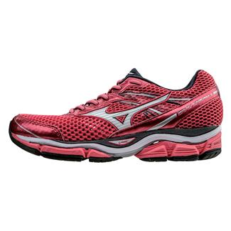Mizuno Wave Enigma 5 Calypso Coral / White / Dark Shadow