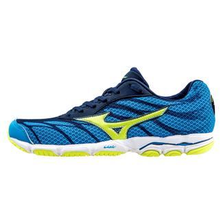 Mizuno Wave Hitogami 3 Dude Blue / Safety Yellow / Dress Blue