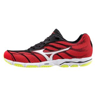 Mizuno Wave Hitogami 3 Chinese Red / White / Black