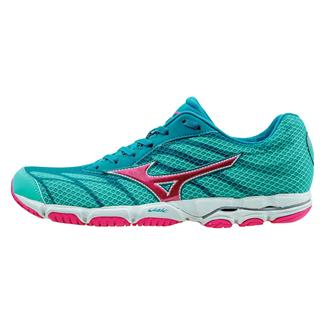 Mizuno Wave Hitogami 3 Atlantis / Carmine Rose / Harbor Blue