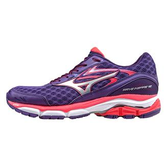 Mizuno Wave Inspire 12 Royal Purple / Silver / Diva Pink