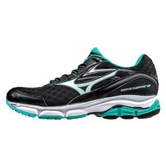 Mizuno Wave Inspire 12 Black / White / Atlantis