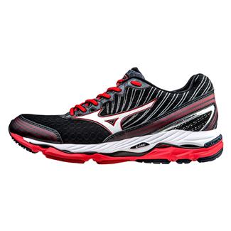 Mizuno Wave Paradox 2 Black / White / Chinese Red