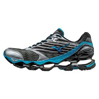 Mizuno Wave Prophecy 5 Gunmetal / Atomic Blue / Black