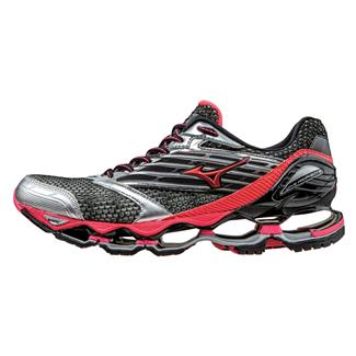 Mizuno Wave Prophecy 5 Gunmetal / Diva Pink / Dark Shadow