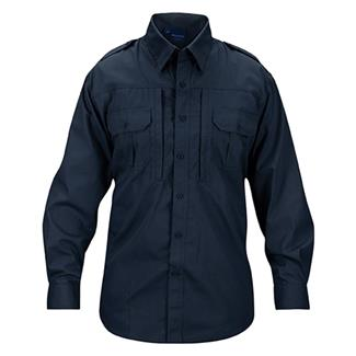 Propper Lightweight Long Sleeve Tactical Dress Shirts LAPD Navy