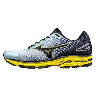 Mizuno Wave Rider 19 Pearl Blue / Black / Bolt