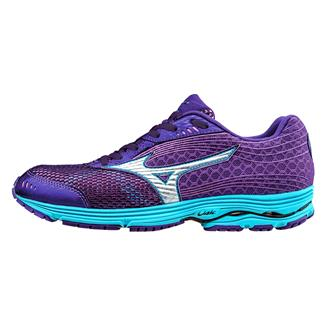 Mizuno Wave Sayonara 3 Royal Purple / Silver / Blue Atoll