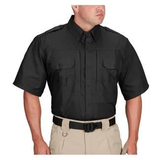Propper Lightweight Short Sleeve Tactical Shirt Black
