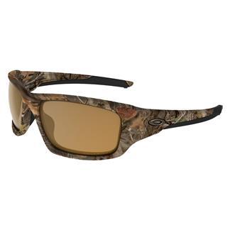Oakley Valve Fishing & Hunting Woodland Camo (frame) - Bronze Polarized (lens)