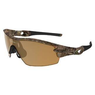 Oakley Radar Pitch Fishing & Hunting Woodland Camo Bronze Polarized