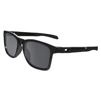 Oakley Catalyst Polished Black (frame) - Black Iridium (lens)