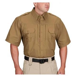Propper Lightweight Short Sleeve Tactical Shirt Coyote Tan