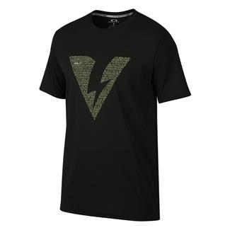 Oakley Alpha SI T-Shirt Jet Black