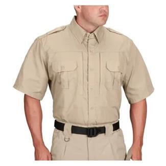 Propper Lightweight Short Sleeve Tactical Shirt Khaki