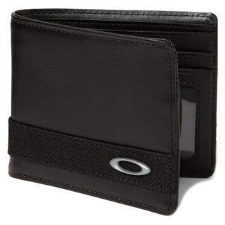 Oakley Dry Goods Wallet Black