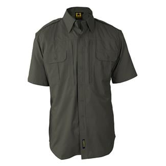 Propper Lightweight Short Sleeve Tactical Dress Shirts Olive