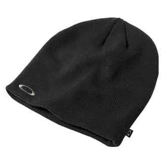 Oakley Fine Knit Beanie Jet Black