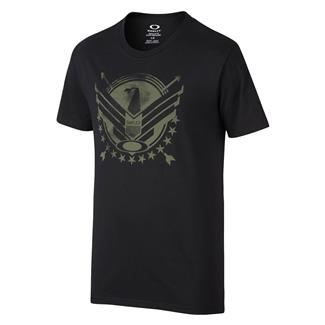 Oakley Freebird SI T-Shirt Jet Black